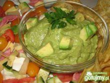 Guacamole, czyli pasta z awokado
