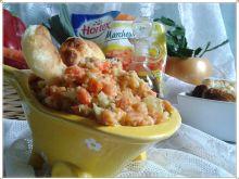 Guacamole z marchewką