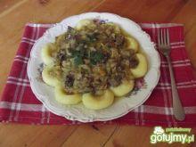 Gulasz kaczy z warzywami