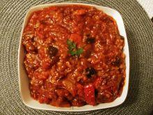Gulasz mięsno - warzywny