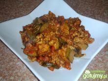 Gulasz warzywno mięsny