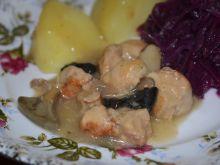 Gulasz wieprzowy węgierski