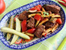 Gulasz wołowy węgierski