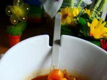 Gulasz z warzywami  z worka
