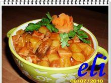 Gulasz ziemniaczany Eli