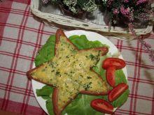 Gwiazda z parówek i ziemniaków