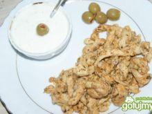 Gyros domowy z piersi kurczaka
