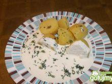Gzik z pyrami (ziemniakami)