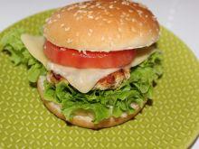 Hamburger drobiowy
