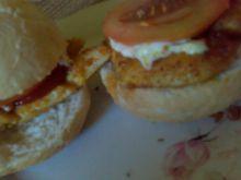 Hamburgery drobiowe