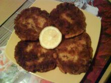 Hamburgery rybne:)