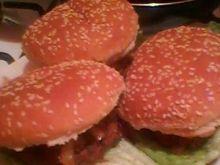 Hamburgery wołowe