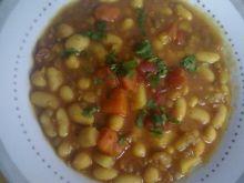 Harira - marokańska zupa w wersji wegetariańskiej