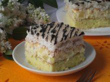 Hawana- ciasto kokosowo- ananasowe