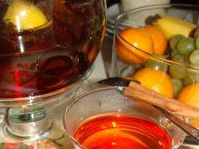 Herbaciany poncz z rumem