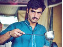 Od sprzedawcy herbaty do rozchwytywanego modela