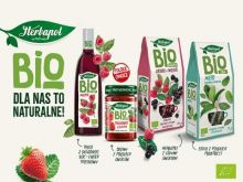 Produkty pełne natury - nowa Linia BIO marki Herbapol