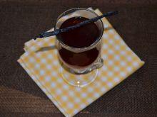 Herbata aroniowa z miodem i wanilią