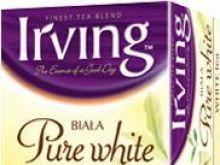 Herbata biała Irving Pure White