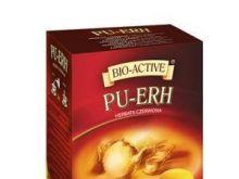 Herbata czerwona Pu-Erh - cytrynowa