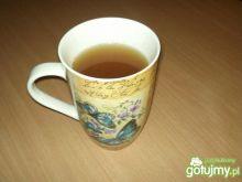 Herbata gruszkowo cynamonowa z miodem