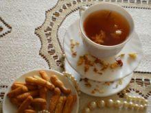 Herbata gruszkowo-jaśminowa :