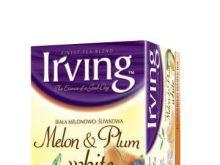 Herbata Irving Biała Melonowo-Śliwkowa