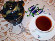 Herbata jagodowa :