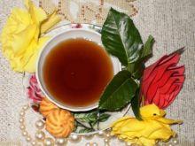 Herbata różana: