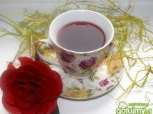 Herbata różano-hibiskusowa