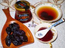 Herbata śliwkowa :