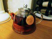 Herbata z cytrusami i hibiskusem