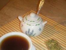 Herbata z kardamonem i szafranem