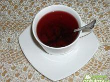 Herbata z malin