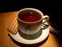 Herbata z sokiem winogronowym