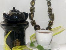 Herbata -zaklinam jesienną rzeczywistość