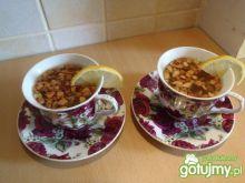 Herbatka jabłkowo-imbirowa
