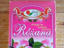 """Herbatka """"Różana"""""""