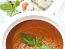 Hiszpański chłodnik z pomidorów