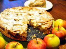 Holenderska tarta z jabłkami