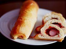 Hot dog domowy