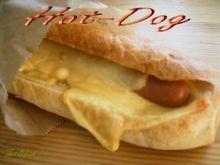Hot-Dog najzwyklejszy.