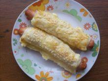 Hot - dogi w cieście francuskim