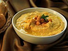Hummus dla dbających o zdrowie