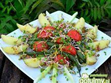 Idealne sałatki do grillowanych mięs