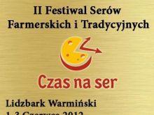 II Festiwal Serów Farmerskich i Tradycyjnych