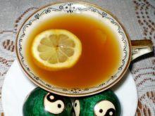 Imbirowa herbatka :