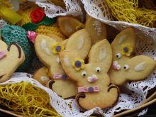 Imbirowe zajączki
