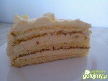 Imieninowy tort miętowo-cytrynowy