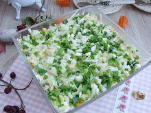 Imprezowa sałatka z ryżem
